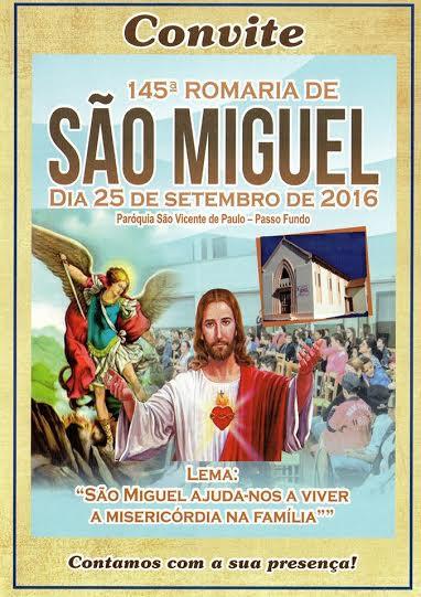 Romaria de São Miguel: 145 anos de devoção
