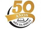 Igreja do Brasil celebra o Jubileu de Ouro do Mês da Bíblia